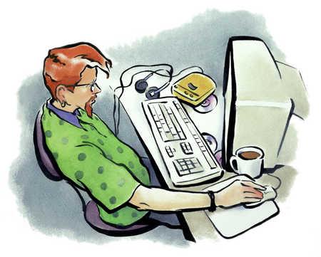 О заработке в интернете